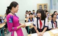Chương trình giáo dục mới: Giảm môn học và tiết học