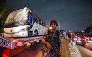 Ai Cập diệt 30 tay súng khủng bố ở khu vực xe du khách Việt bị đánh bom