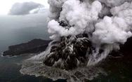 Núi lửa ở Indonesia 'lùn' xuống sau khi gây sóng thần hơn 400 người chết