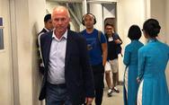 Tuyển Philippines đến Hà Nội sau tuyển Việt Nam 4 tiếng