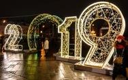 Thế giới chào đón năm mới với pháo hoa, hòa nhạc