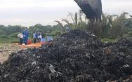 UBND TP chỉ đạo xử lý vụ đem chất thải đi san lấp mặt bằng