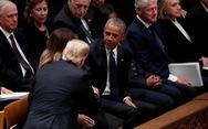 4 cựu tổng thống Mỹ dự tang lễ tổng thống Bush 'cha'