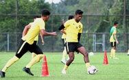 Malaysia thành công nhờ bài tập... 'Cheng Hoe-ball'