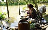 Chương trình 'Sẻ chia nước sạch 2018': Chật vật vì thiếu nước sạch