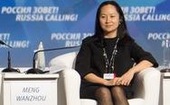 Báo Trung Quốc nói Mỹ 'hèn' khi bắt 'công chúa Huawei'