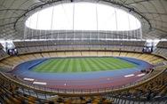 Ngắm sân tiêu chuẩn châu Âu tổ chức trận chung kết lượt đi giữa Malaysia và VN
