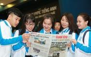 Đại hội Hội Sinh viên Việt Nam lần thứ X khai mạc: Tươi mới, đầy sức trẻ