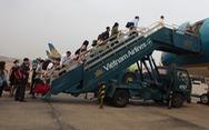 Tăng hàng trăm chuyến bay dịp Tết dương lịch