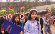 Chơi 'cờ trịch' ở Cẩm Nhượng ngày xuân