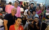 Nghe Kim Cương, Thu Trang, Diệu Nhi... kể về tết bên sân khấu