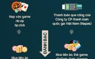 Đường đi của đường dây đánh bạc xuyên quốc gia