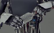 Xem robot Nhật bắt chước người oẳn tù tì