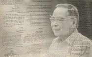 Lời tiễn biệt xúc động trong sổ tang cố Thủ tướng Phan Văn Khải