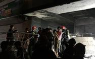1.000 người được cứu nạn trong đám cháy chung cư Carina