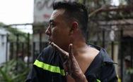 Sau vụ cháy chung cư Carina, nhiều học sinh muốn làm lính cứu hỏa