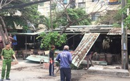 Sau cháy Carina, chung cư tháo rào sắt bít lối thoát hiểm