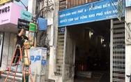 Rùng mình với hệ thống điện, cáp trong chung cư cũ ở Sài Gòn
