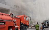 Làm gì để chung cư không cháy nổ?