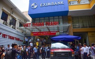 Eximbank thay giám đốc chi nhánh TP.HCM sau vụ khách mất 245 tỉ