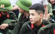 Thanh niên Nghệ An ngày nhập ngũ quyết 'vượt nắng, thắng mưa'