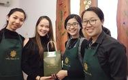Dự án kinh doanh tinh dầu của ba cô gái 'Hoa thơm cỏ lạ'