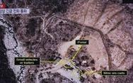 Bãi thử hạt nhân của Triều Tiên đã sập tan tành