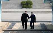 Hình ảnh ngày lịch sử trên bán đảo Triều Tiên