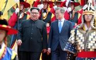 Mỹ, Trung gửi lời chúc tới thượng đỉnh liên Triều