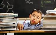 Học thêm ở Trung Quốc sao mà giống Việt Nam đến vậy