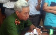 Tướng Phan Anh Minh: Vụ 2 'hiệp sĩ' là nỗi day dứt của công an TP