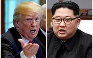 Ông Trump xoa dịu ông Kim Jong Un trước thượng đỉnh