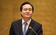 Bộ trưởng Phùng Xuân Nhạ: 'Giá dịch vụ đào tạo' là theo... Luật giá