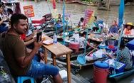 Ăn trưa Đà Lạt, ăn xế Bangkok