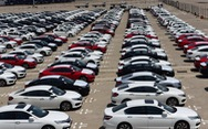 Mỗi ngày, cả nước nhập hơn 420 ôtô ngoại