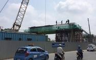 Sẽ khai thác trước đoạn trên cao metro Nhổn - Cầu Giấy