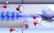Lần đầu tiên phân lập H2O thành hai loại 'nước'