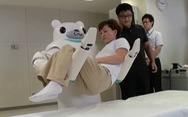 Cuộc cách mạng robot trong chăm sóc người già ở Nhật