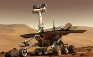Bão cát Sao Hỏa 'chôn chân' tàu thăm dò NASA