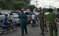 Nổ tại trụ sở Công an phường 12 Tân Bình, 1 nữ cán bộ bị thương