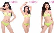 Ngắm trọn bộ ảnh bikini top 30 Hoa hậu Việt Nam 2018