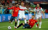 Tây Ban Nha - Morocco 2-2: Gỡ hòa phút 90, Tây Ban Nha đầu bảng B