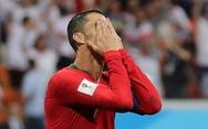 Quả 11m hỏng ăn của Ronaldo ở trận gặp Iran phá kỷ lục World Cup
