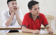 Thí sinh bắt đầu làm bài ngoại ngữ thi THPT quốc gia
