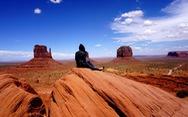 Monument Valley nổi tiếng trong các phim cao bồi viễnTây