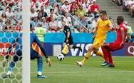 Úc - Peru 0-2: Peru đặt vé vào tay Đan Mạch
