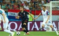 Iceland - Croatia 1-2: Croatia đứng đầu bảng D