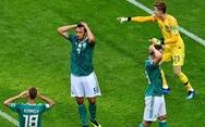 Đức không thoát khỏi 'lời nguyền' World Cup thế kỷ 21!