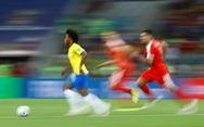 Serbia - Brazil 0-2: Coutinho và Silva ghi bàn ở hai hiệp