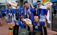 Nga khuyến cáo fan World Cup không uống bia vì nắng nóng 40 độ C